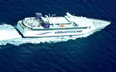 Aegean Speed Lines Offers to the Western Cyclades