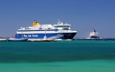 Blue Star Ferries Offers to the Greek Islands