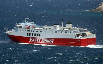 Fast Ferries Offers from Athens Rafina Port