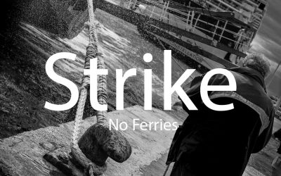 Greek ferries affected by May 1st general strike