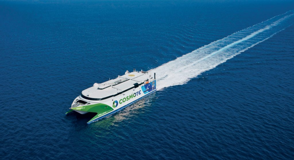 Hellenic Seaways Highspeed 6 exterior