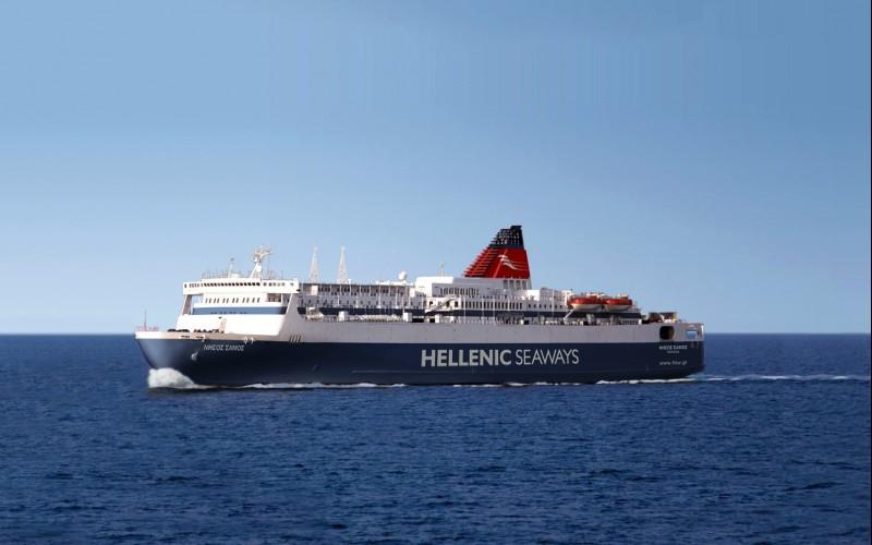 Hellenic Seaways Nissos Samos