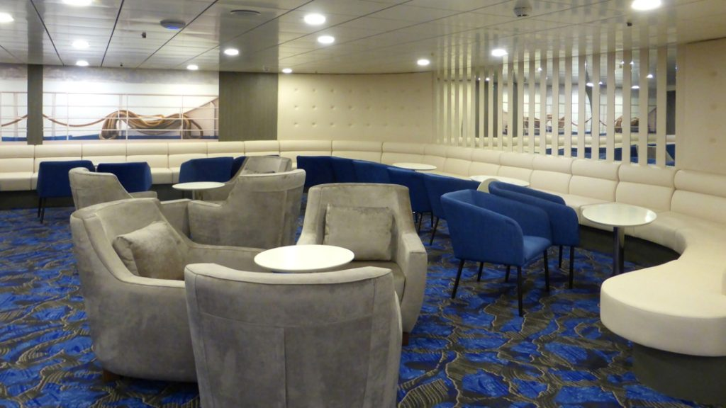 Nissos Samos Interior Business Lounge