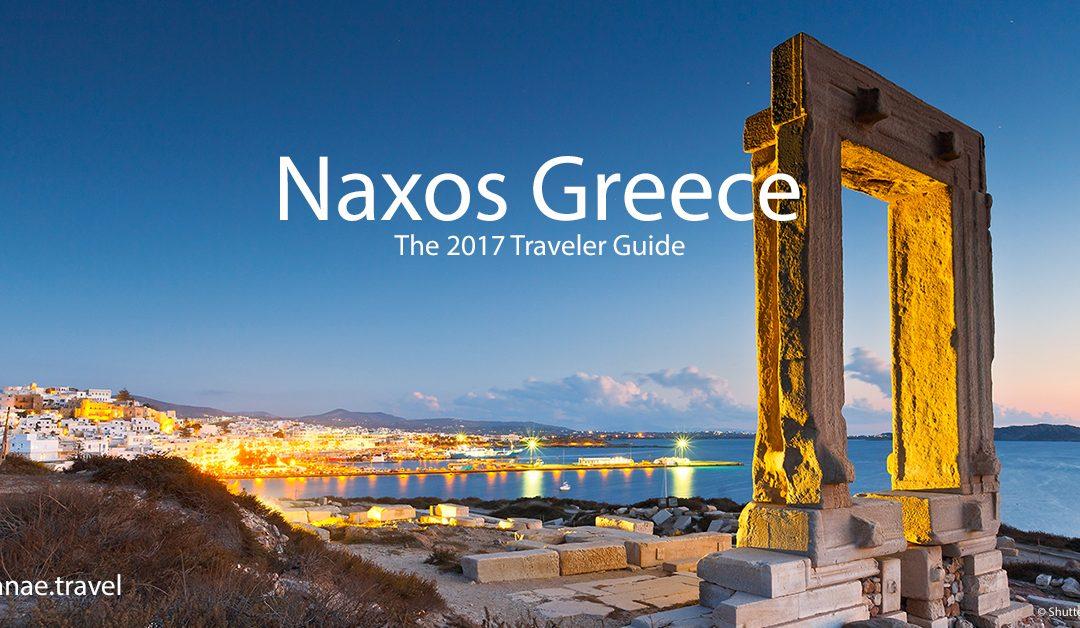 Naxos Greece 2017 Traveler Guide