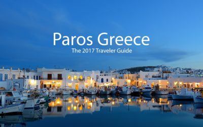 Paros Greece 2017 Traveler Guide