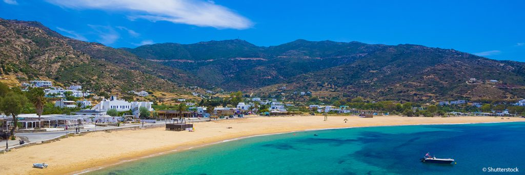 Ios, Greece - The 2017 Travel Guide Mylopotas Beach