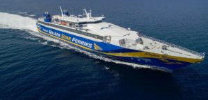 Golden Star Ferries Super Runner